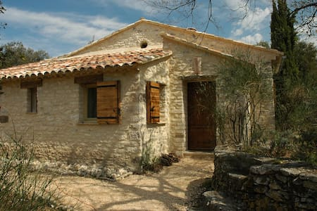 Charming stone house in the heart of the Luberon