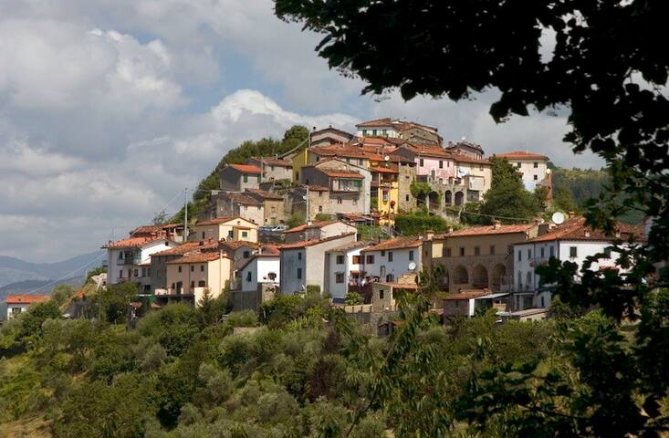 Our Village of Lugliano