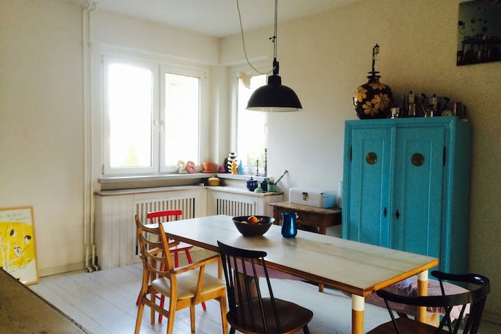 Detached house with garden - Berlin - Apartment