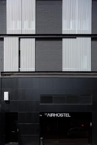 AIRHOSTEL Aeropuerto Barcelona (202)
