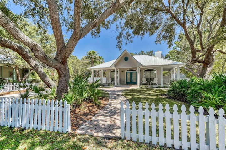 Entire House w/ private heated pool Seacrest Beach