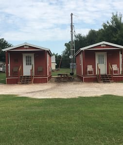 Freedom-Cottages/Cabins and RV Park in Freedom OK.