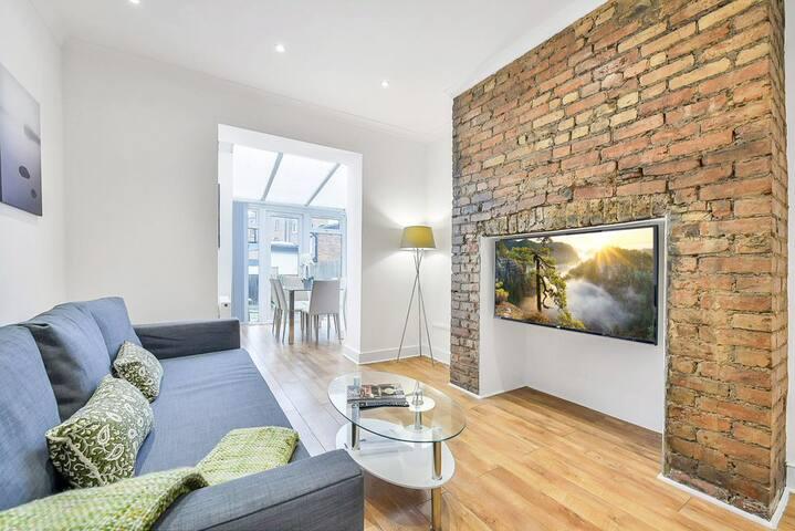 Highgate Garden Apartment