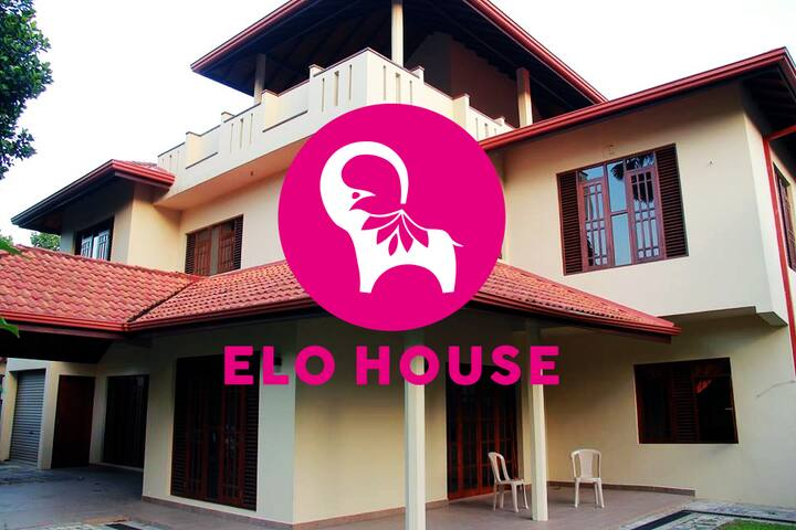 ELO HOUSE KANDY - Room no 4 - Pallekele - Bed & Breakfast