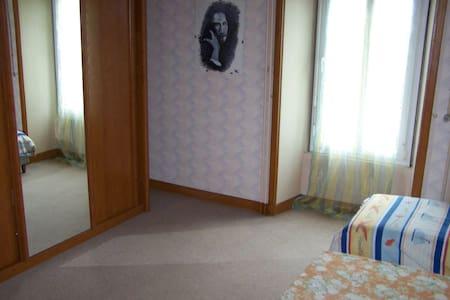 chambre familiale - Mouilleron-en-Pareds - Casa