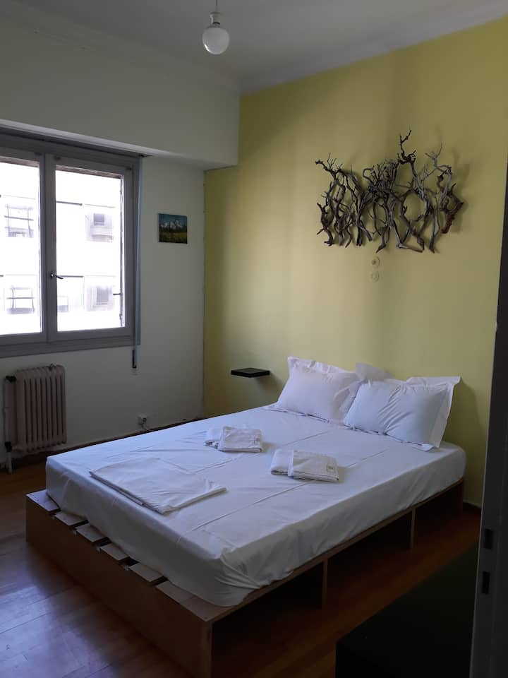 Private room at the center of Athens - Room 7