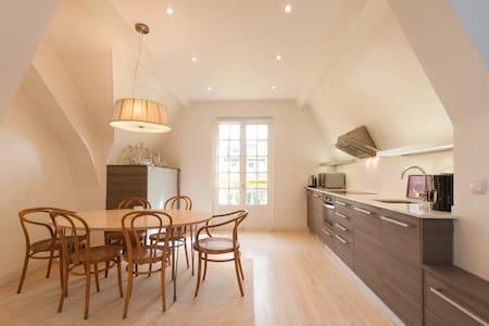 Penthouse in villa in San Sebastián - San Sebastian