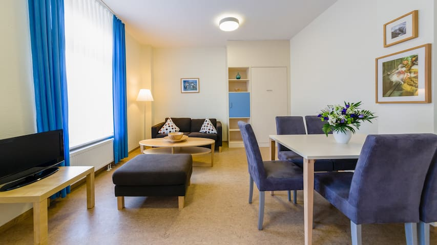 Haus Wilhelm Augusta, (Norderney), Ferienwohnung Typ A