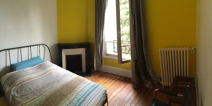 2 chambres en suite près de Paris