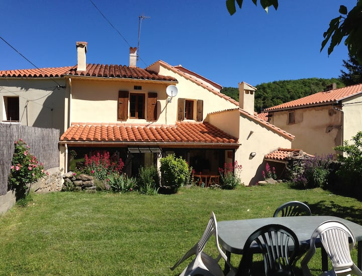 French Pyrenees : Our lovely home