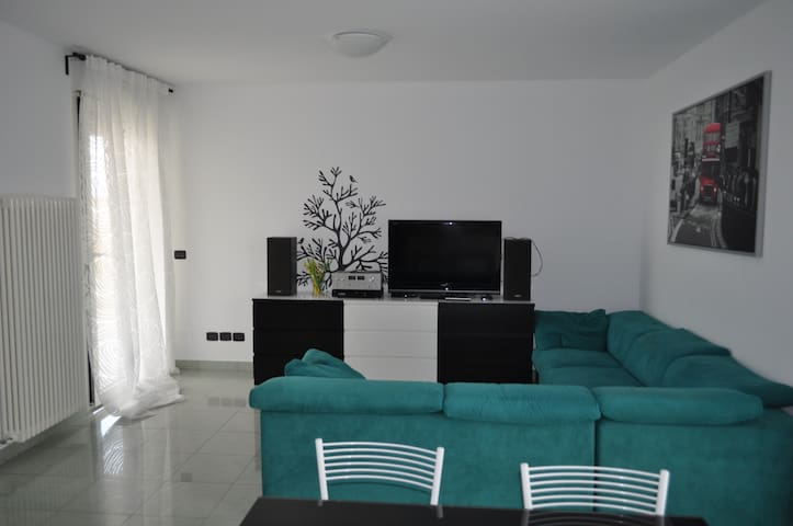 central apartment - San Salvo - Huoneisto