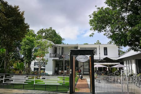 Sherloft E Private Room in Chiangmai Old City