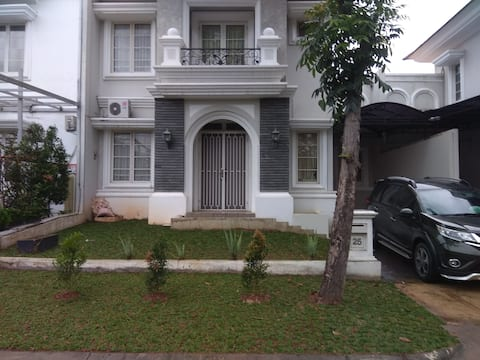 Dr Mausar house