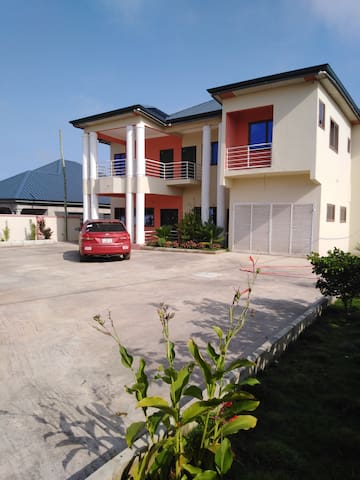 NEWLY BUILT 7 BEDROOM FULLY FURNISHED HOUSE