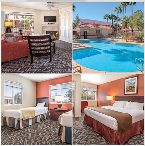 2 Bedroom Wyndham Las Vegas - Spencer Street - Las Vegas - Apartment
