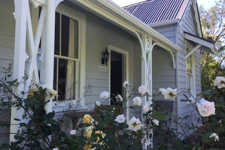 Watford Cottage Governors Bay - Rapaki - Casa