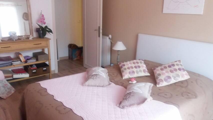 Chambre très agréable dans appartement neuf