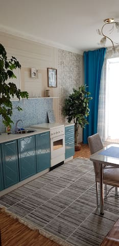 Nice apartment  in the center of Astana