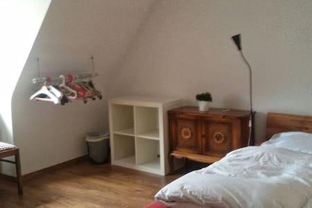 Nice room in the middle of Nürnberg - Nürnberg - Huoneisto