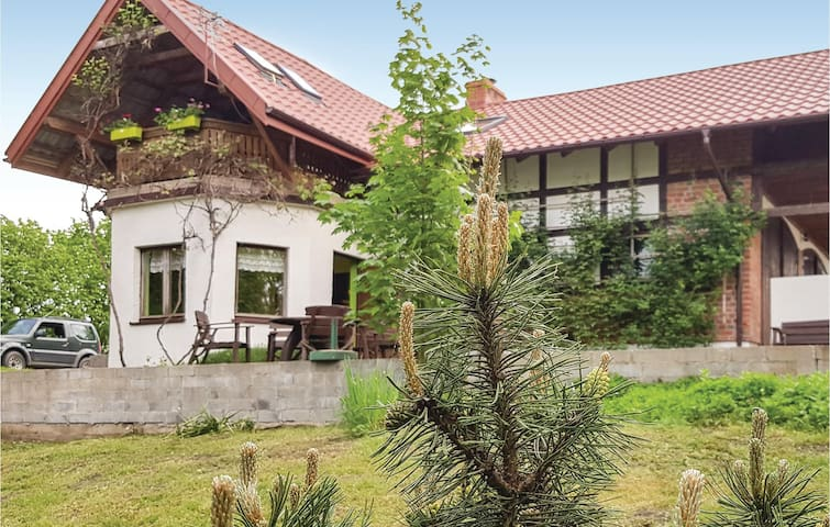Holiday cottage with 2 bedrooms on 111m² in Lidzbark Warminski