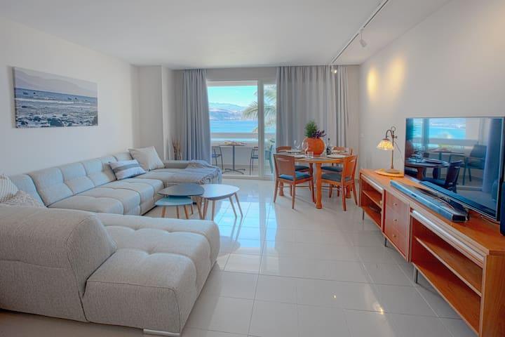 Apartamento en 1ª línea de Playa de Las Canteras