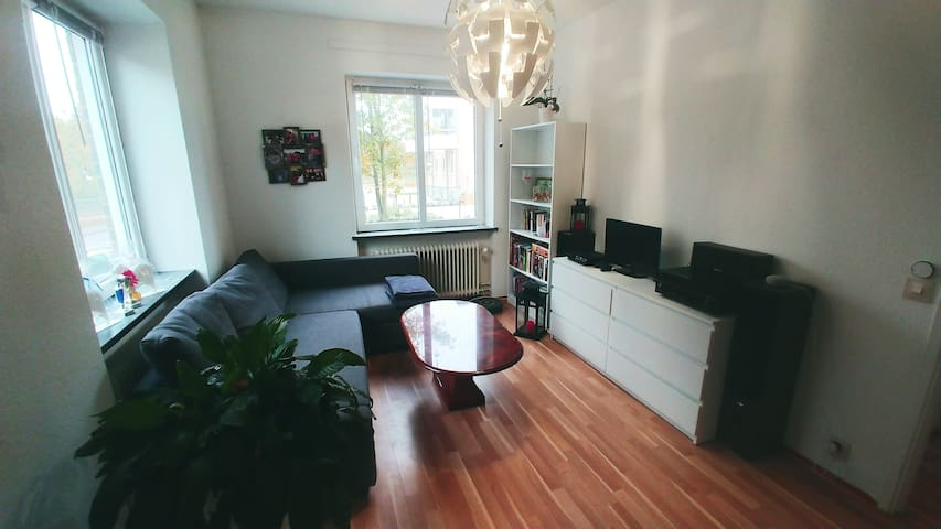 Cheap room near Landskrona centrum