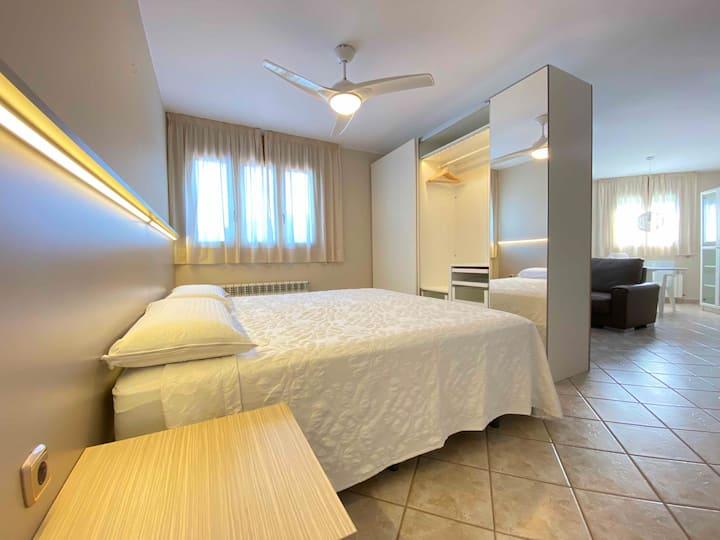 Apartamento ideal larga estancia con piscina