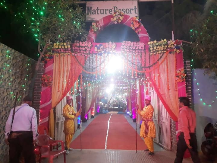 Nature Resort, Mughal Road, Kamla Nagar, Agra.