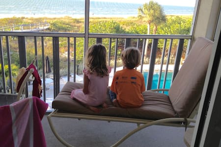 Stunning views of the gulf, quiet magical place!! - Sanibel