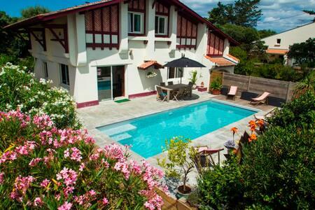 Maison avec piscine à Hossegor - Soorts-Hossegor