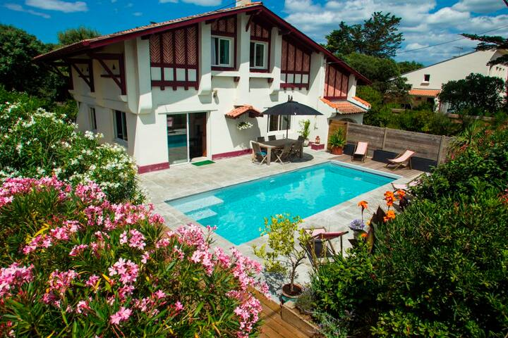 Maison avec piscine à Hossegor