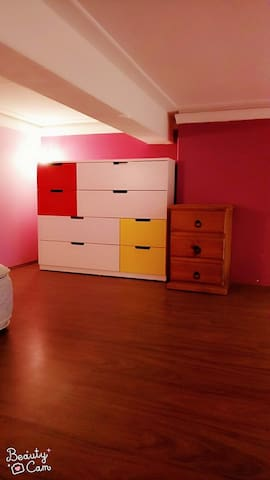 Dual level studio in Glebe 5 minutes from city
