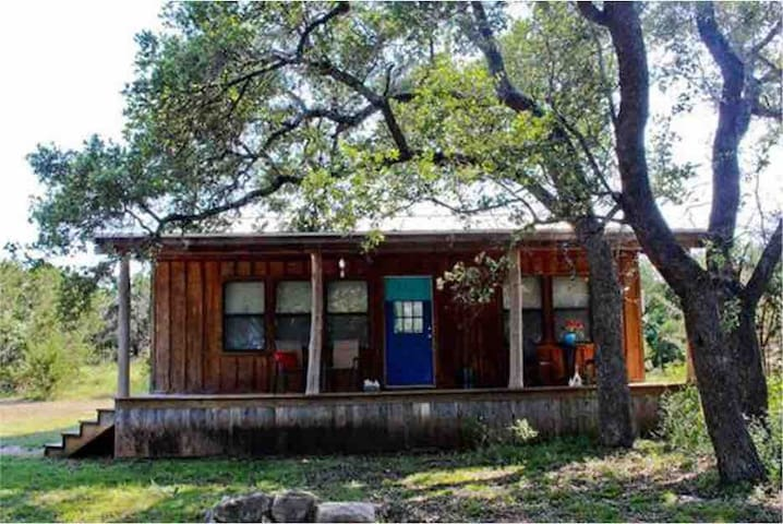 Hill Country Cottage