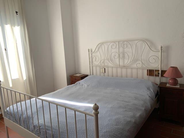 Double bed room @1st floor