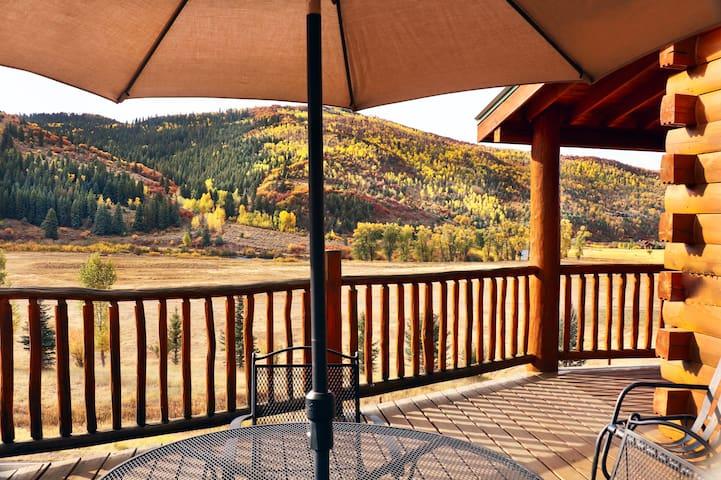 Colorado Cabin @ Epicenter of Adventure VIEWS&WIFI