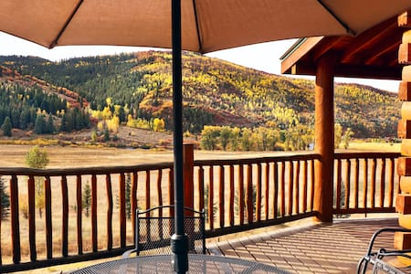 Colorado Cabin @ Epicenter of Adventure VIEWS&WIFI