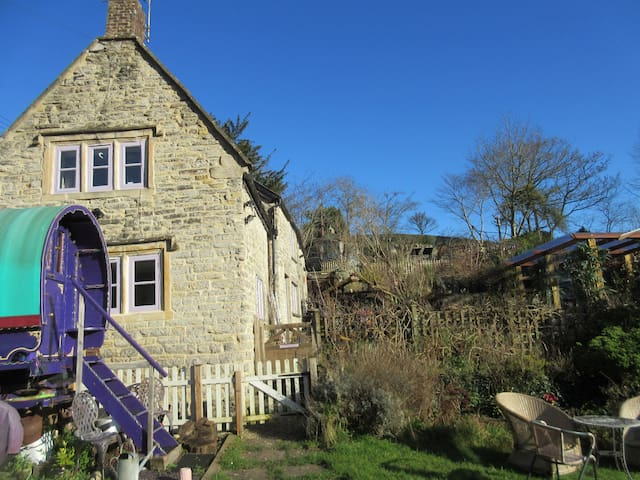 Magical Country Cottage - Pilton Paradise
