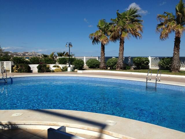 Adosado pie de playa - Cullera - Apartment