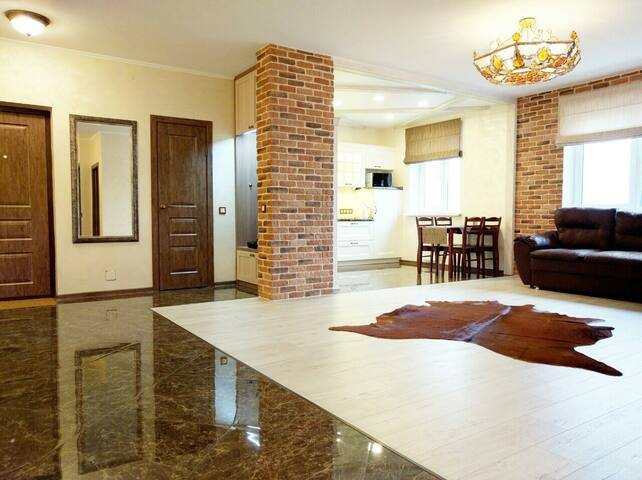 Loft Apartments Platonova 33 - Minsk
