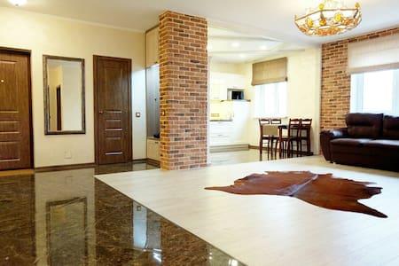 Loft Apartments Platonova 33 - Minsk - Departamento