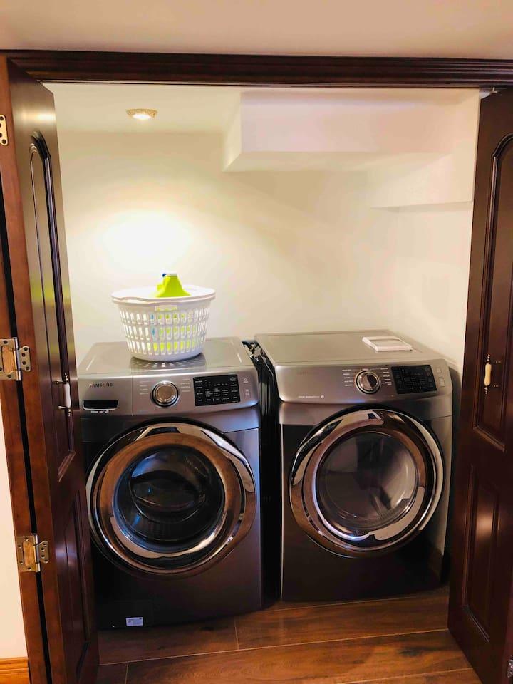南岸Brossard超级便利新装修2室2厅
