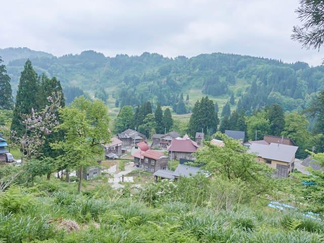 Yamakiwa Gallery & Art Hotel - Tokamachi - House