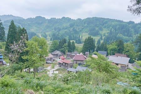 Yamakiwa Gallery & Art Hotel - Tokamachi - Huis