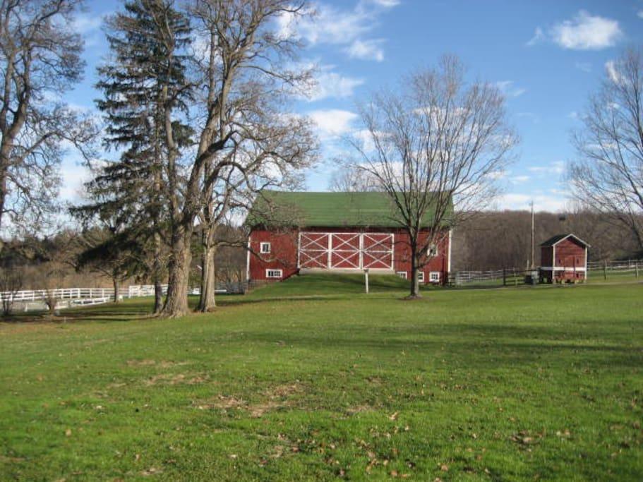 Foxley Farm Maisons 224 Louer 224 Ligonier Pennsylvanie