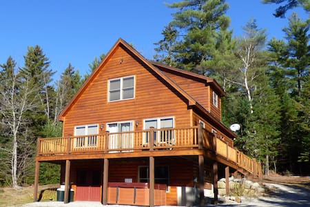 Sunday River - English Woods Chalet - Bethel - Casa