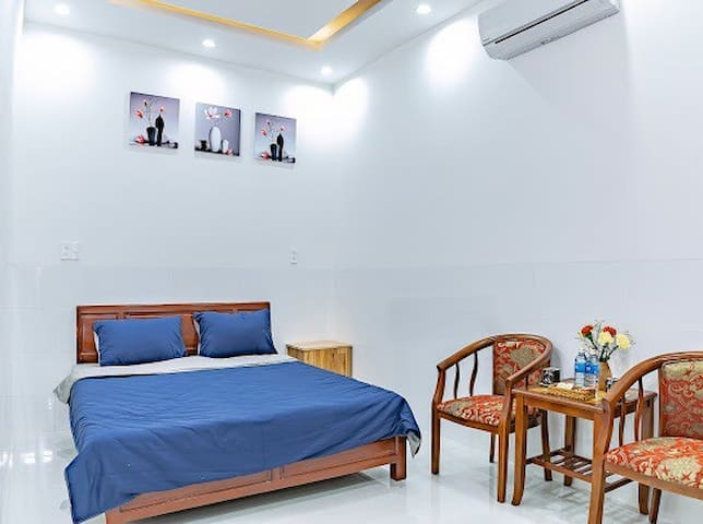 •Standard Double Room -5' walk to Hoi An old Town•