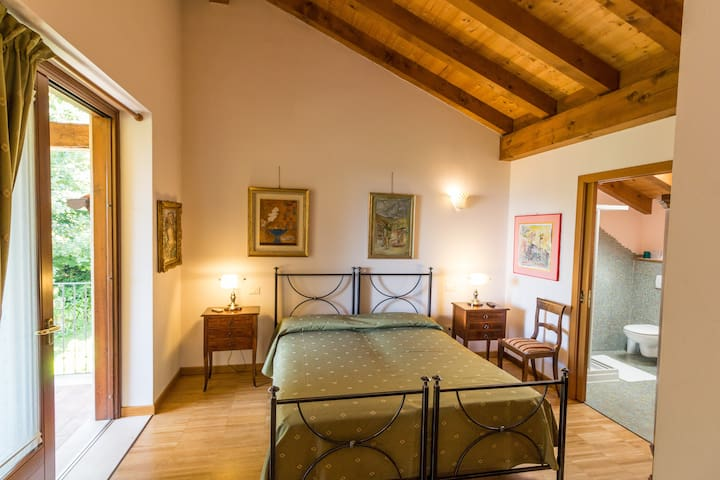 BED AND BREAKFAST IN VALLE ( CAMERA VERDE ) - Lumignano - Bed & Breakfast