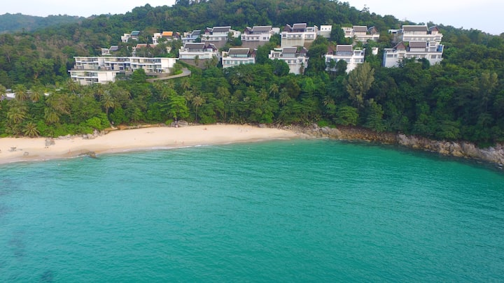 Naithon Beach Phanason condo 777 Пляж Найтон