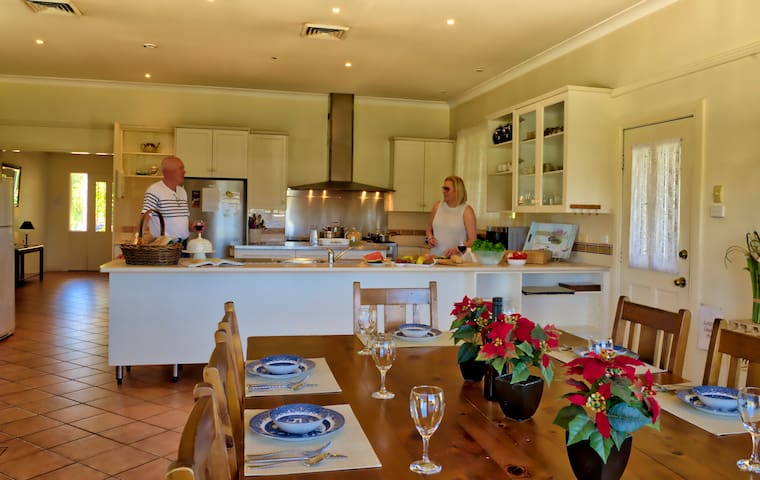 Lovedale Country House @ Bluebush Estate - Lovedale  - Huis