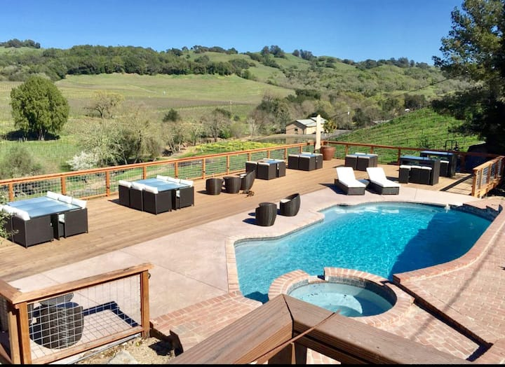Grand Winery Estate House
